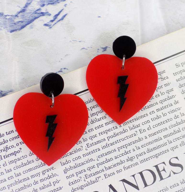 Aro Amor Rebelde Rojo